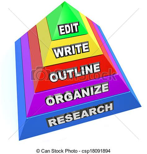Writing a scientific paper in four easy steps